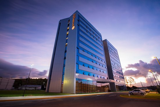 Intercity Suape Hotel