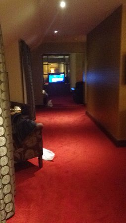 Westport Plaza Hotel: Presidential and penthouse suites room 500 and 600