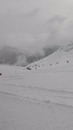 Parsenn Skigebiet: BAD weather