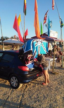 Praia da Itapeva: o nascer do sol sensacional