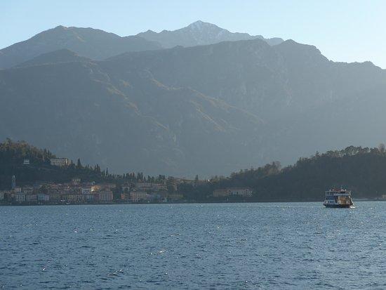 Lenno, Italia: The ferry from Bellagio