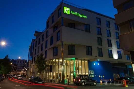 Holiday Inn London - Camden Lock: Located in the heart of Camden only 10 minutes away from Euston