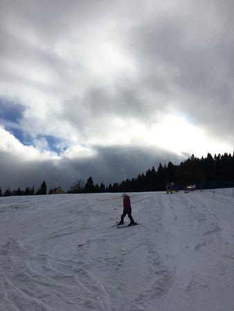 Skischule Klingenthal: Si lo que quieres es aprender a esquiar el sitio está genial!