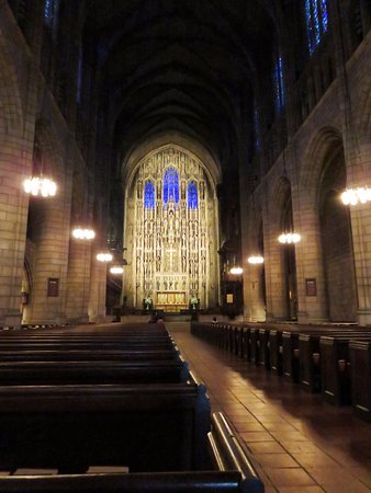 The High Altar In St. Thomas Church   NY City (06/Feb/