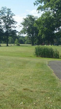 Springbrook Golf Club: hole 12