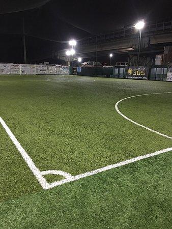 Casoria, Italia: Centro Sportivo Jepson