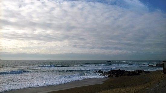 Porto District, Portugal: Lonely beach