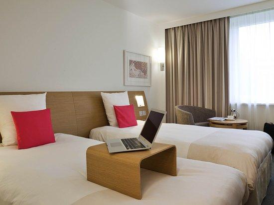 Novotel Paris Est : Guest Room