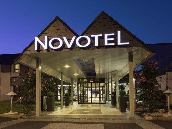 Novotel Amboise: Exterior