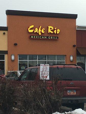 Cafe Rio Saratoga Springs