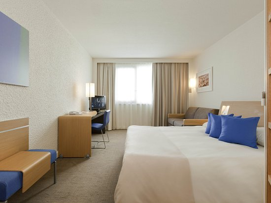 Saclay, France: Guest Room
