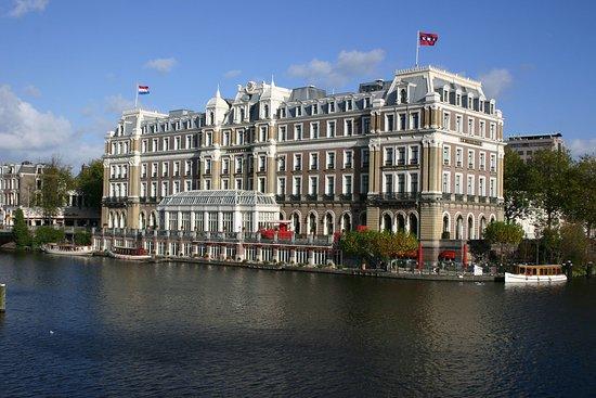 InterContinental Amstel Amsterdam: Hotel Exterior