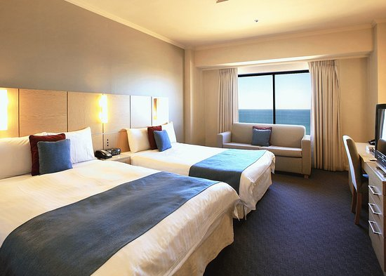 Glenelg, Australia: Twin Ocean View Room