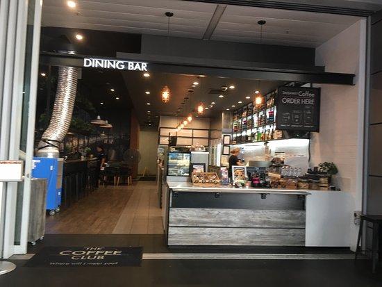 The Coffee Club Brisbane 60 Albert St Restaurant Reviews Photos Tripadvisor