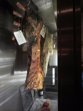 M.E.A.T.: aging beef