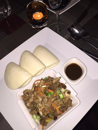 Middletown, CT: My duck, vegetables and dumpling dinner was extraordinary