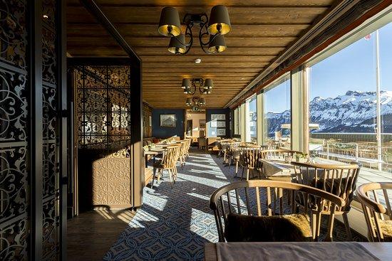 Eiger Guesthouse: Hotel Eiger Muerren