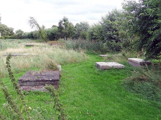 Ouderkerk aan de Amstel, Nederland: graveyard