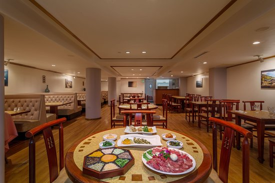 Waikiki Resort Hotel Dining At Seoul Jung Restaurant