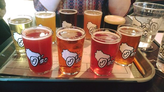 Plover, WI : O'so Brewing Company
