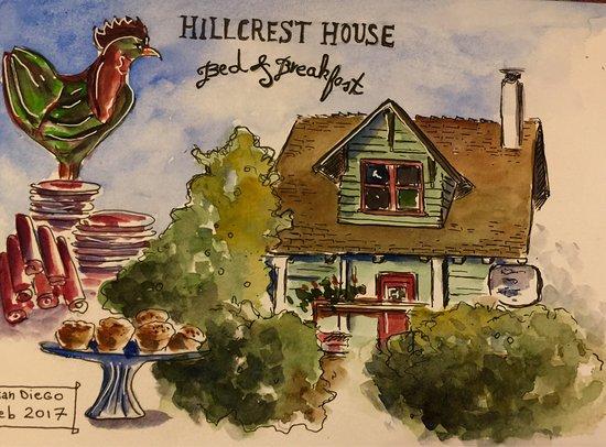 Hillcrest House Bed & Breakfast: photo0.jpg