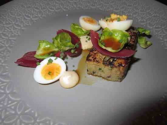 Mat & Destillat: Rabbit terrine