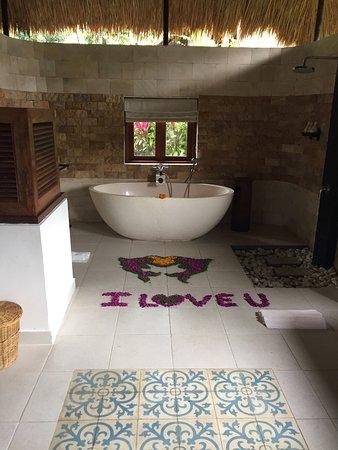 Subak Tabola Villa: Un endroit de rêve, tout simplement le vrai Bali comme nous l'espérions. Équipe formidable toujo
