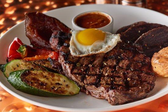 Lakeside Inn and Casino: $14.99 Rib Eye Steak Churrasco