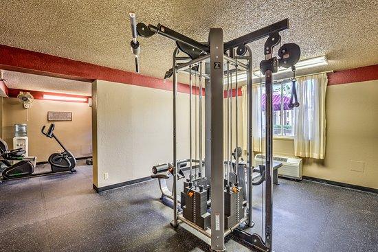 Edgewater Hotel & Casino: Gym