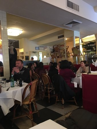 Cafe Luxembourg New York City Ny