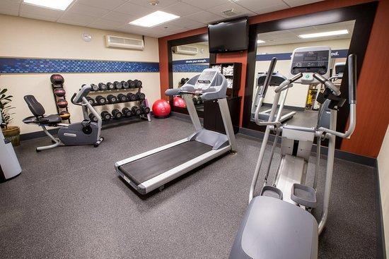 Lenox, MA: Fitness Center