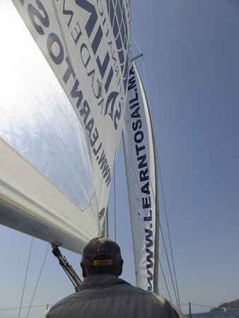 International Sailing Academy: Pondering a career in sails