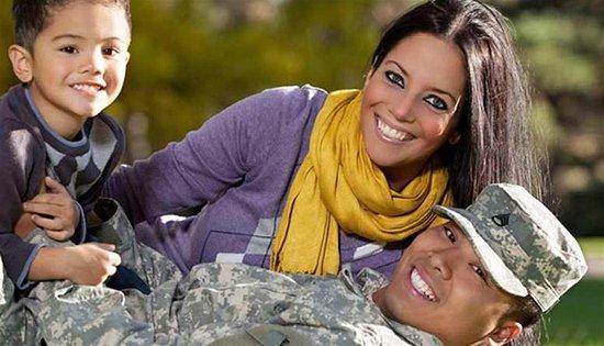 Miami, OK: Military Family