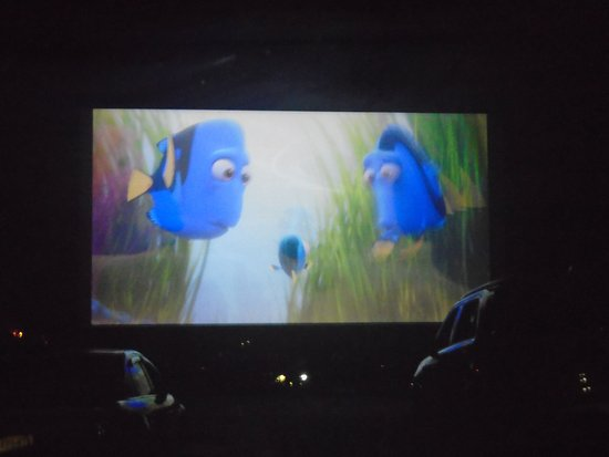 Dickson City, PA: enjoying the movie