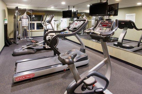 Courtenay, Canada: Fitness Center