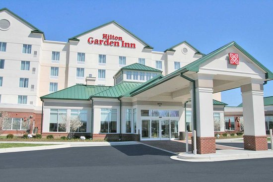 Welcome to the hilton garden inn picture of hilton - Hilton garden inn indianapolis airport ...