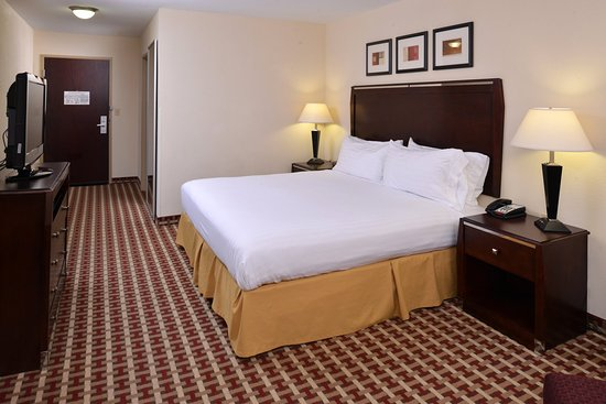 Holiday Inn Express Hotel & Suites White Haven - Lake Harmony: Guest Room