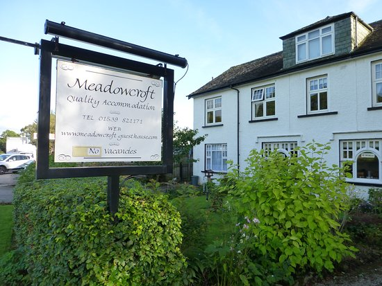 Ings, UK: Great Accommodation at Meadowcroft
