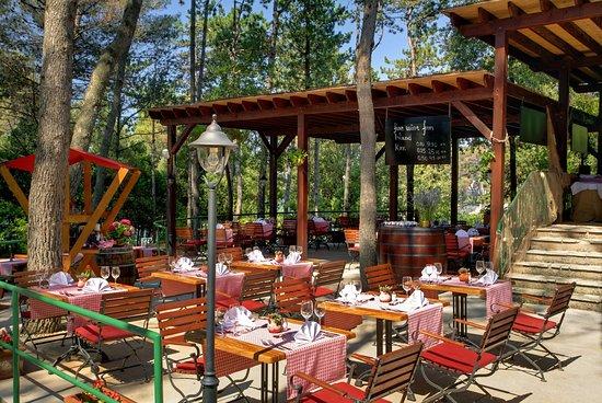 Krk, โครเอเชีย: Tavern