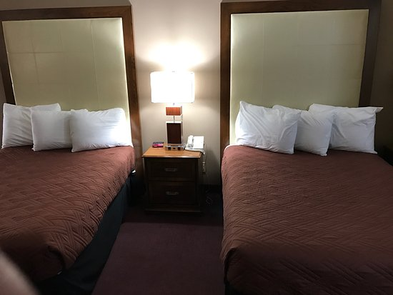 Heritage Grand Inn: Recently renovated rooms