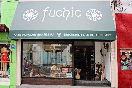 Fuchic Brasil Presente