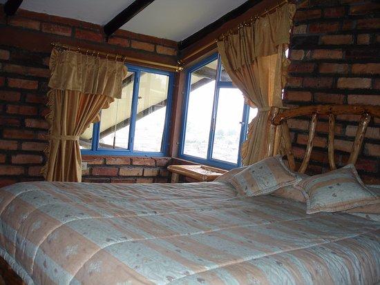 Hostal Achik Wasi: Habitación con una vista magnifica
