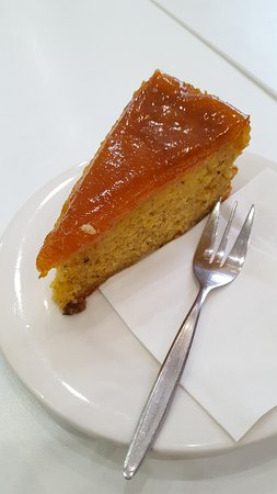 Norwood, Australia: Orange and almond cake