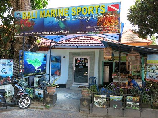 Bali Marine Diving