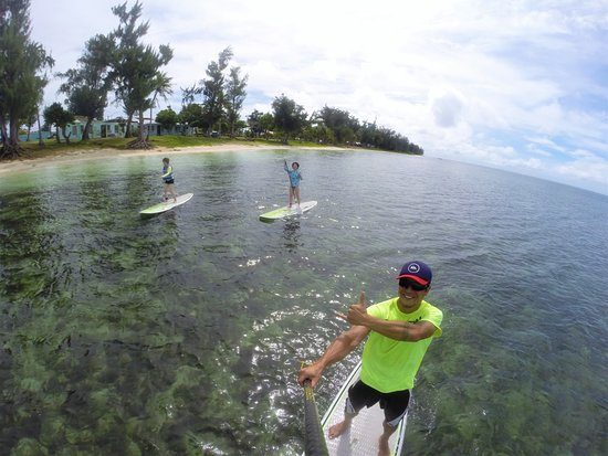 ‪Stand UP Paddle Saipan‬