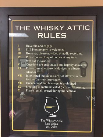 The Whiskey Attic Las Vegas 2019 All You Need To Know