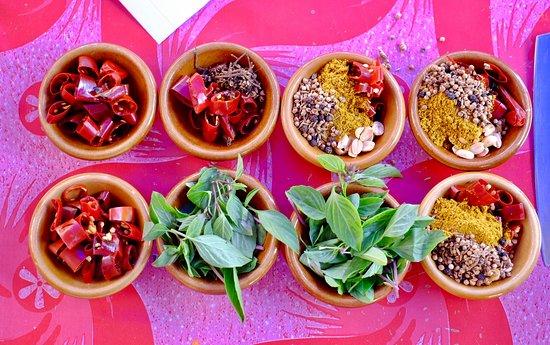 暹罗稻米泰式烹饪学校