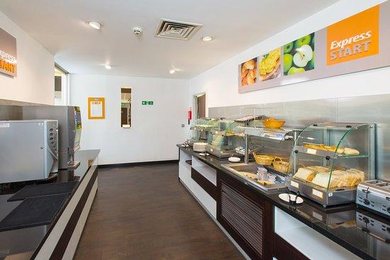 Whittlesford, UK: Restaurant