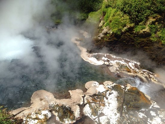 Waikite Valley Thermal Pools: Great place!