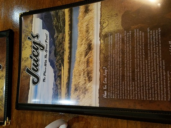 Juicy's The Place with the Great Food: 20170206_184138_large.jpg